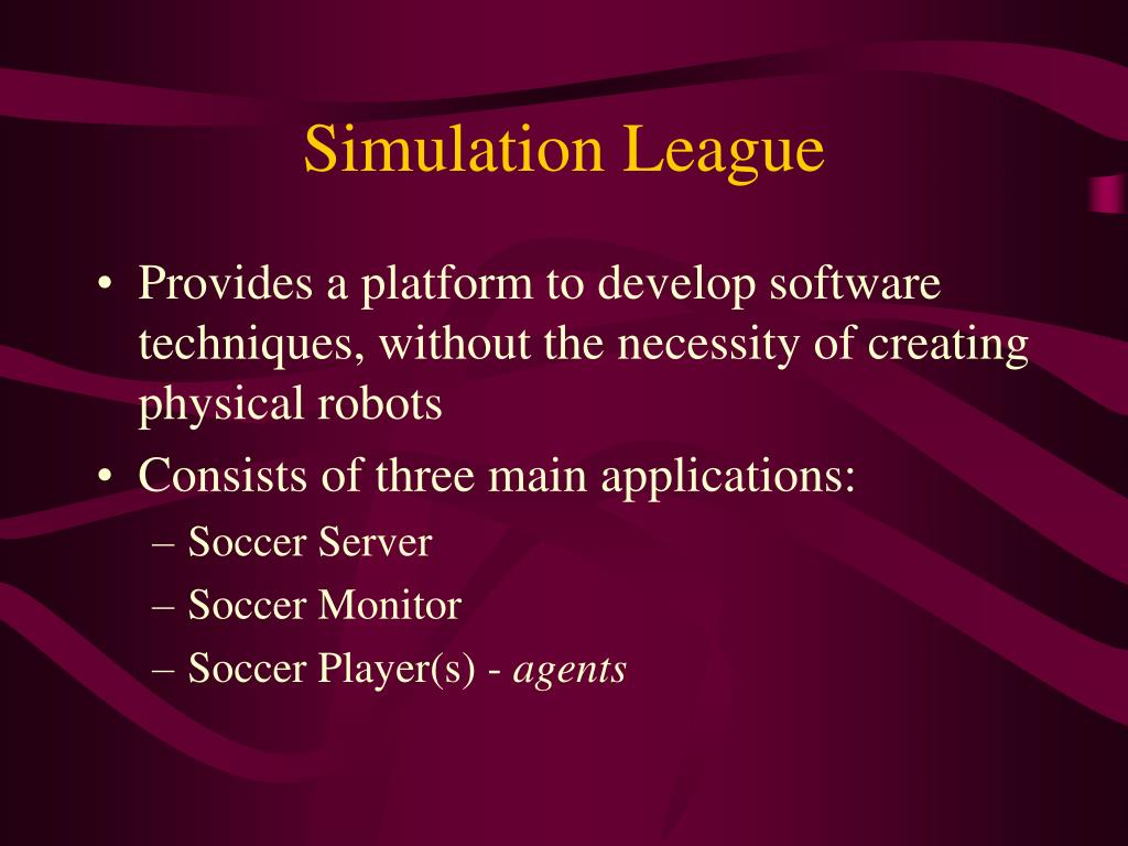Simulation League
