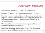 other nipa accounts