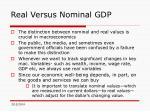 real versus nominal gdp22