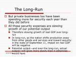 the long run48