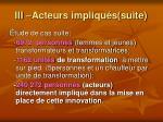iii acteurs impliqu s suite18