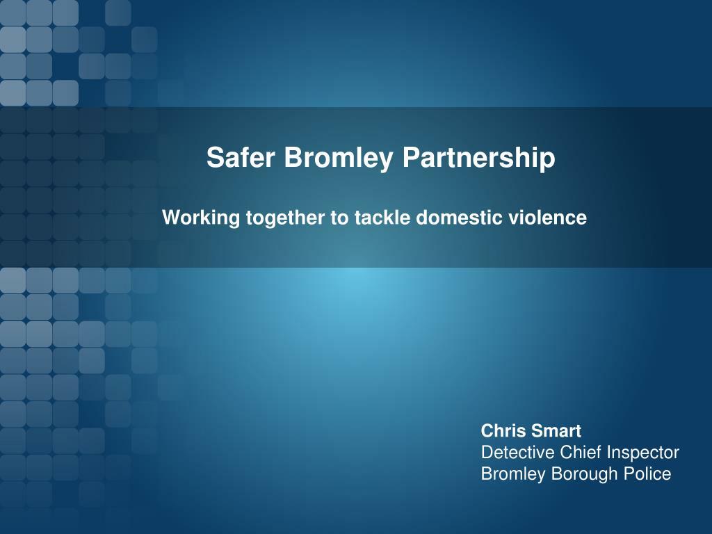 safer bromley partnership l.