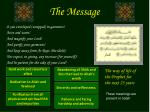 the message14