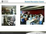 student recreation centre96