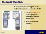 the world wide web18