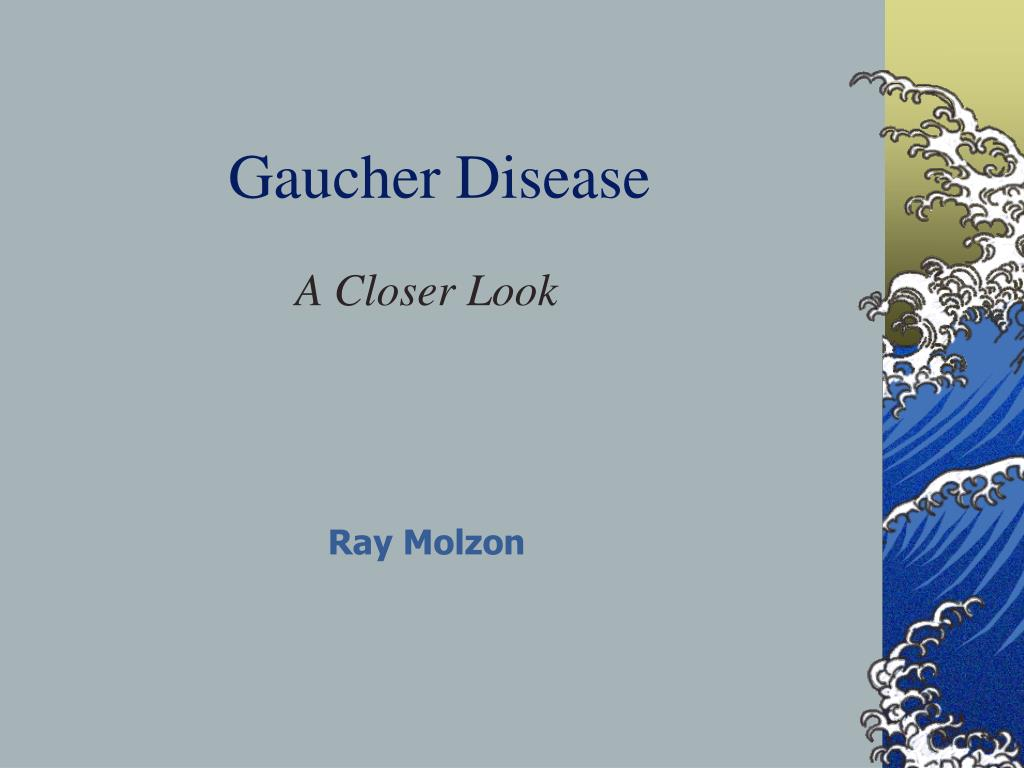 gaucher disease l.
