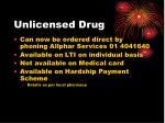 unlicensed drug24