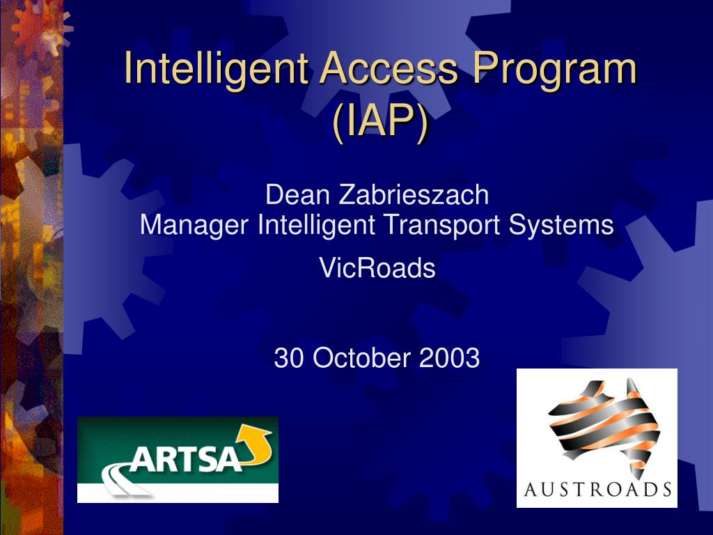 intelligent access program iap l.