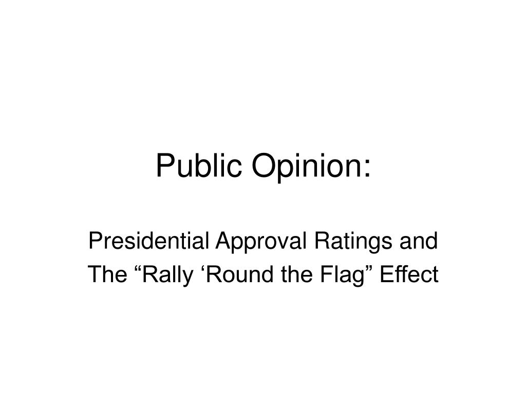 public opinion l.