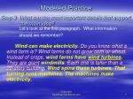 modeled practice7