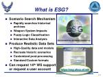 what is esg5