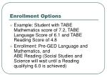 enrollment options6