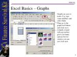 excel basics graphs