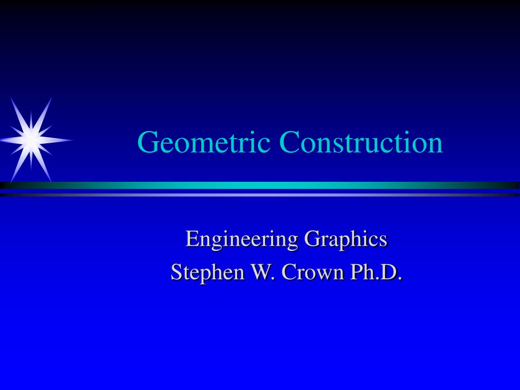 geometric construction l.