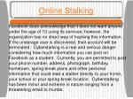online stalking20