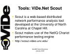 tools vide net scout