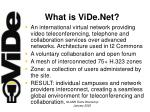 what is vide net