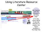 using literature resource center10