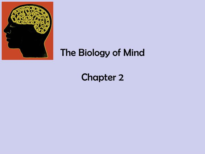 the biology of mind chapter 2 n.