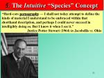 5 the intuitive species concept23
