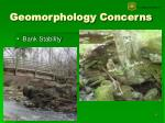 geomorphology concerns9