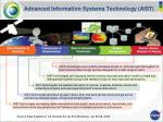 advanced information systems technology aist7