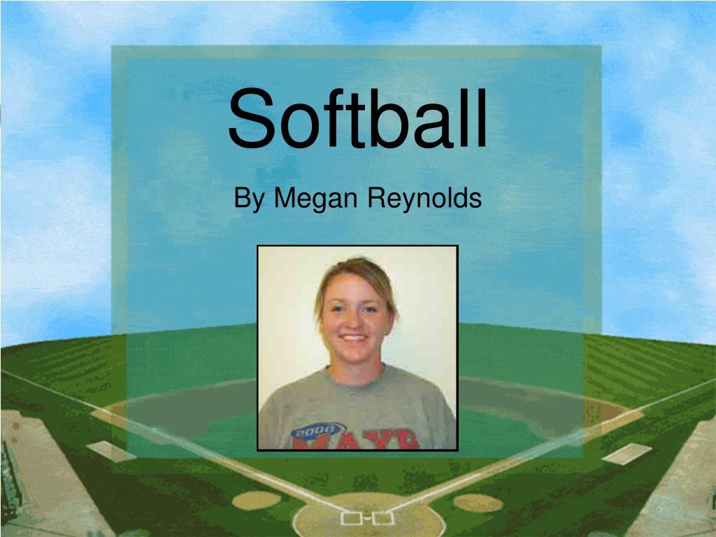 softball by megan reynolds l.