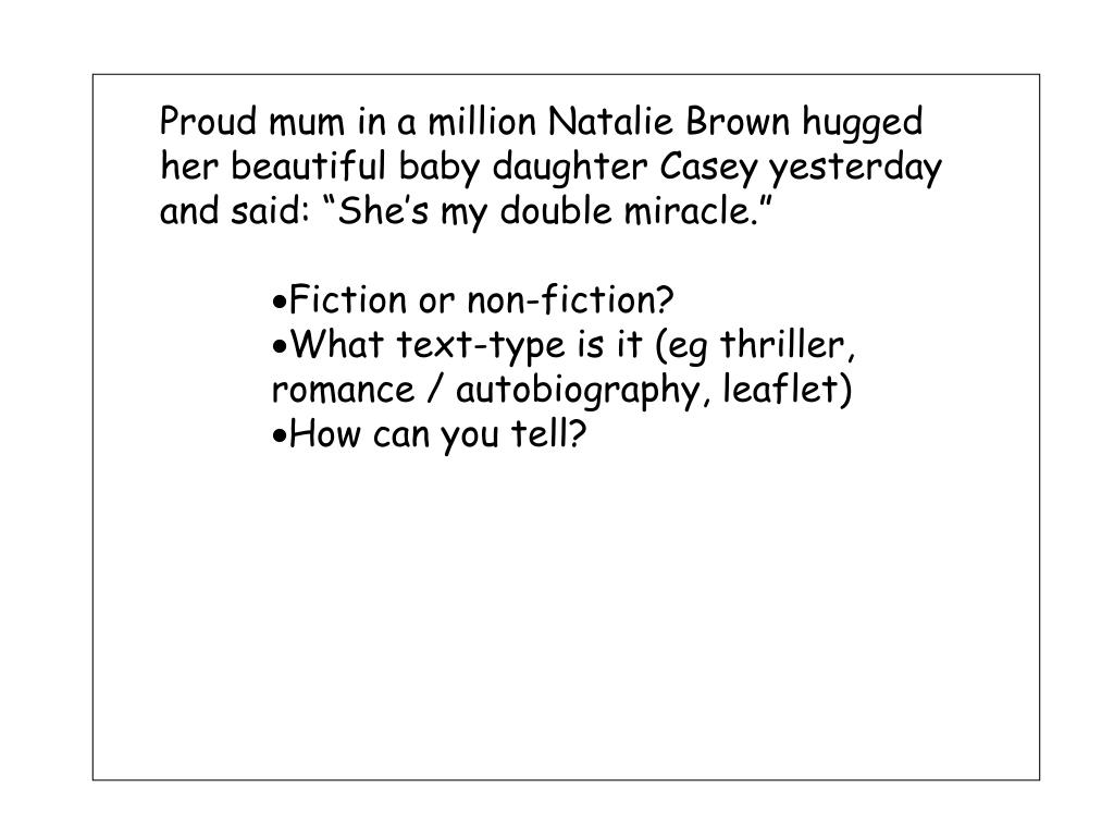 """Proud mum in a million Natalie Brown hugged her beautiful baby daughter Casey yesterday and said: """"She's my double miracle."""""""
