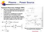 plasma power source