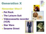 generation x15