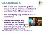 generation x16