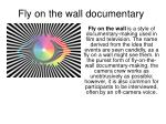fly on the wall documentary
