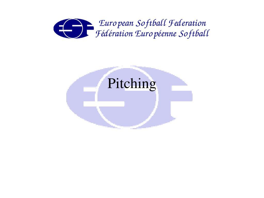 pitching l.