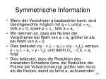 symmetrische information200
