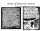songs of innocence and of experience9