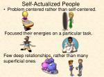 self actualized people6