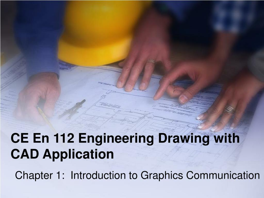 ce en 112 engineering drawing with cad application l.