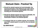 markush claim practical tip1