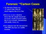 forensic 14 carbon cases2