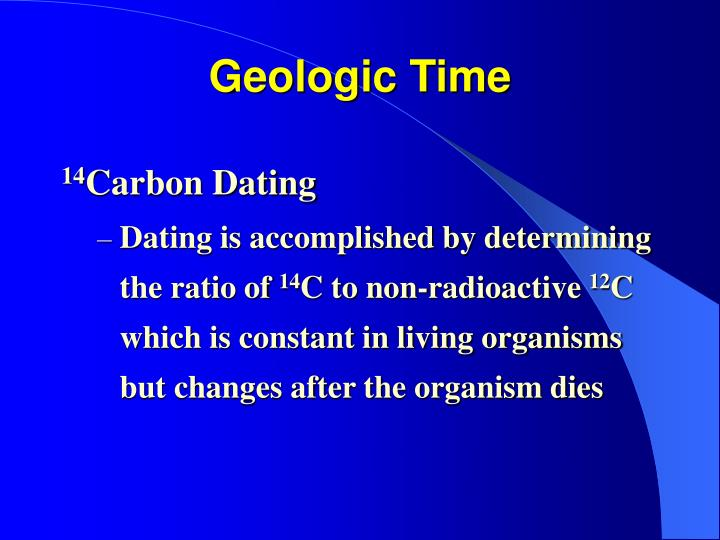 Forensic carbon 14 dating method 3