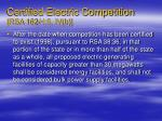 certified electric competition rsa 162 h 5 iv b