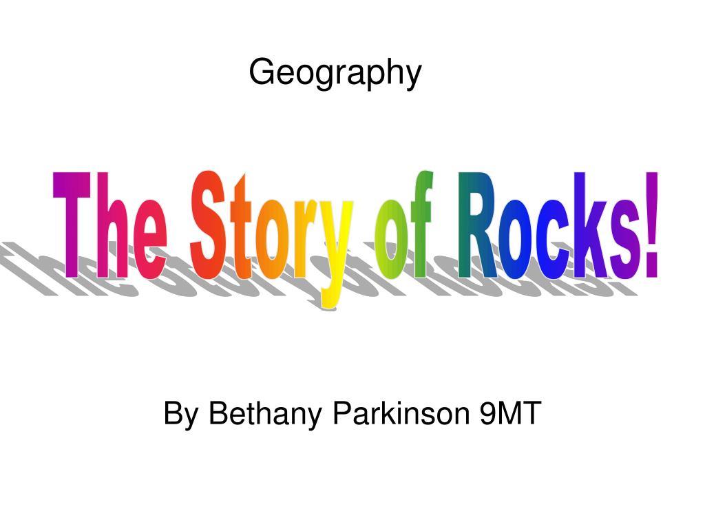 geography l.