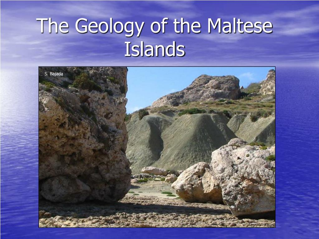 the geology of the maltese islands l.