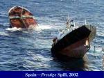 spain prestige spill 2002