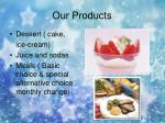 our products16