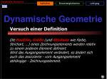 dynamische geometrie3