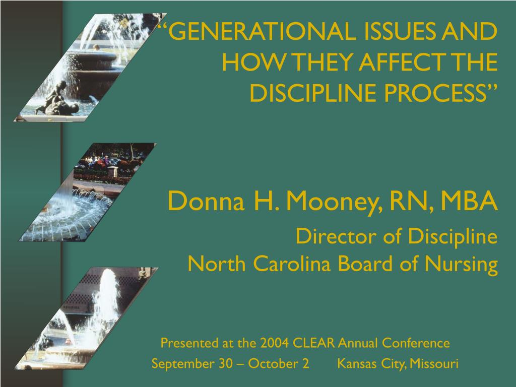 presented at the 2004 clear annual conference september 30 october 2 kansas city missouri l.