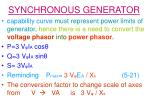 synchronous generator1