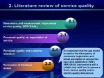 2 literature review of service quality6