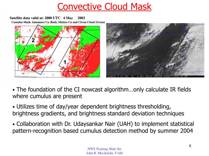 Convective Cloud Mask